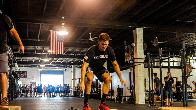 CrossFit 101 Choosing a Box (Gym)