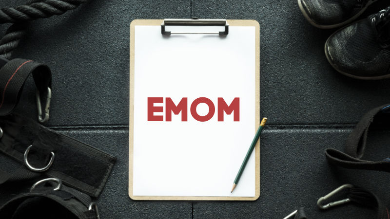 What Does ENOM Mean in CrossFit?