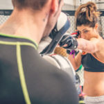 MMA Practitioner training in the Ring